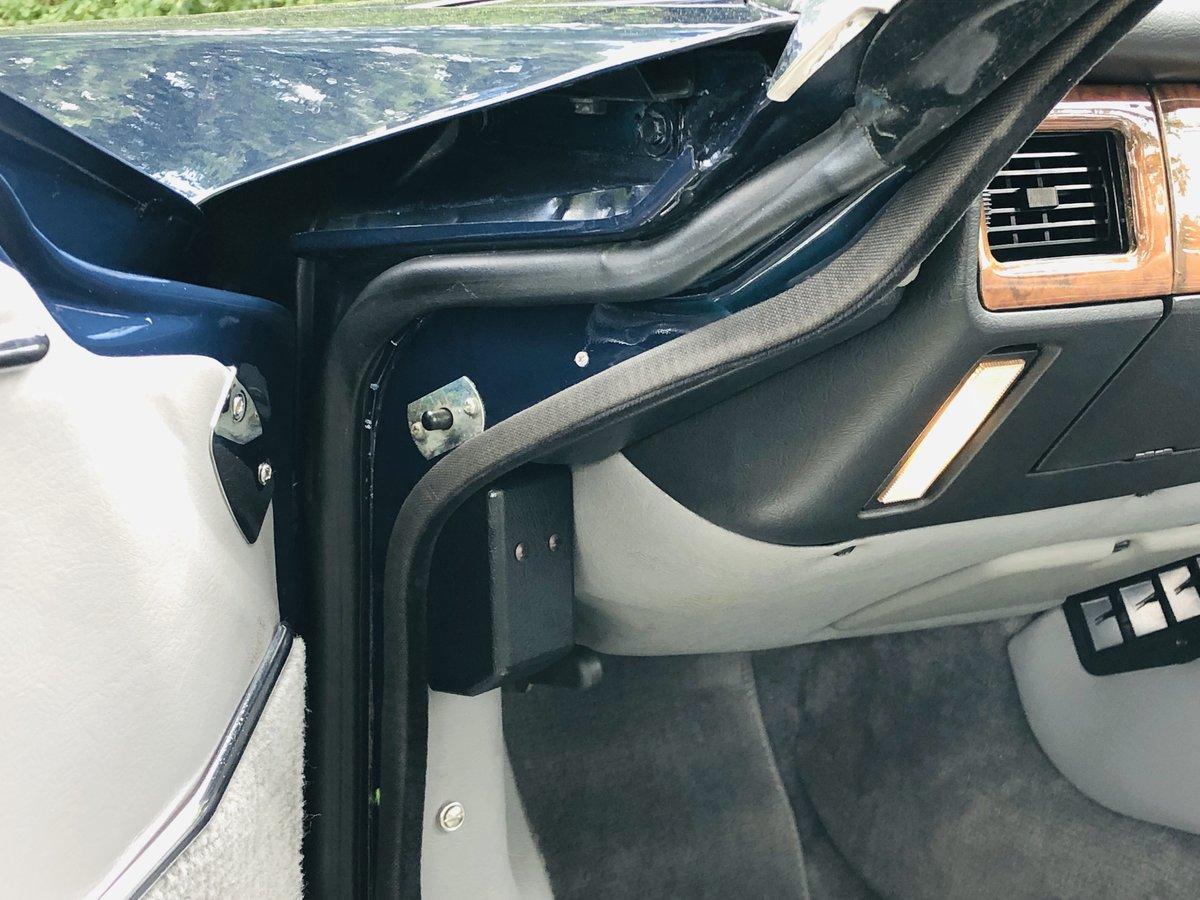 1992 Jaguar XJS 5.3L V12 Convertible 40000 miles For Sale (picture 6 of 6)