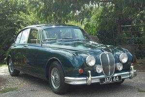 1964 Jaguar 3.8 Automatic MOD Reg JAG 44 For Sale