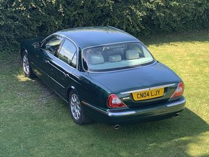 2004 Jaguar Xj6 3.0 Sport British Racing Green For Sale