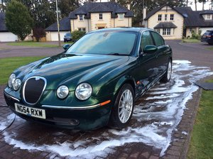 2004 Jaguar S type 3.0 V6 SE beautiful condition  For Sale