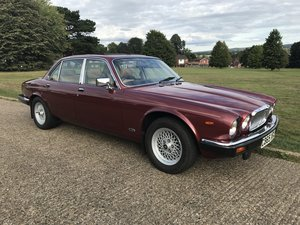 1986 Jaguar XJ6 Sovereign Series III 4.2 Automatic For Sale