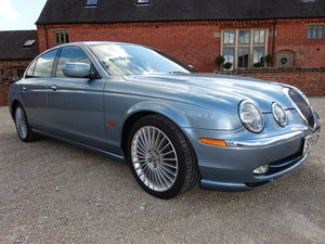 JAGUAR S TYPE 3.0 V6 SE 2001 - RARE MANUAL For Sale