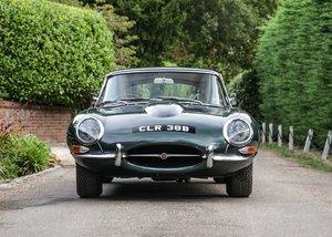 1964 Jaguar E-Type Series I Coup (4.2 litre) SOLD by Auction