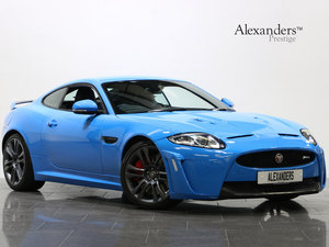 2011 11 11 JAGUAR XKR-S 5.0 V8 SUPERCHARGED AUTO For Sale