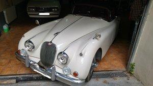 Picture of 1958 Jaguar xk 150 cabriolet For Sale