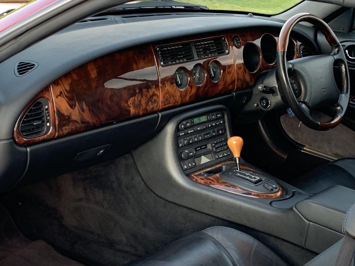 1997 JAGUAR XK8 CONVERTIBLE. JUST 41,000 MILES For Sale (picture 5 of 6)