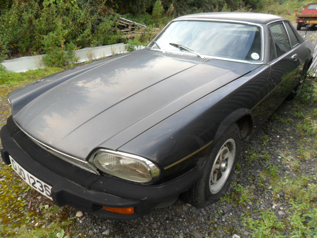 1977 jaguar xjs SOLD (picture 1 of 4)