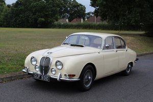 Jaguar S Type 1966 - To be auctioned 25-10-19 For Sale by Auction