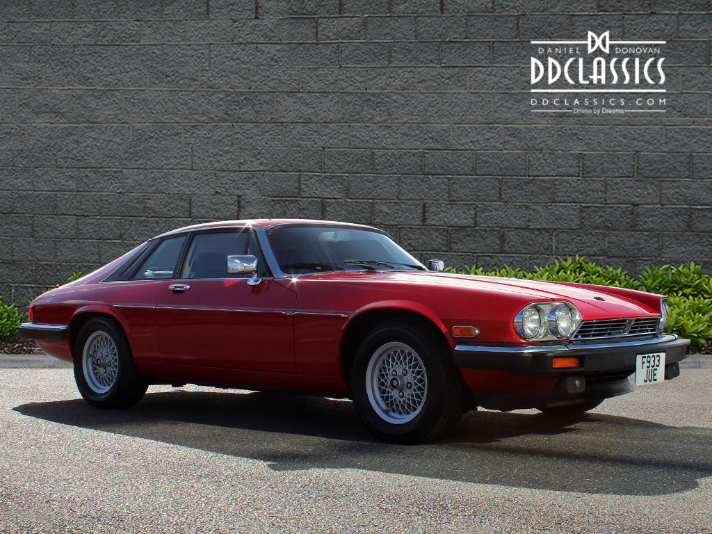 1989 Jaguar XJS V12 Coupe Just 3500 Miles! (LHD) For Sale (picture 2 of 19)