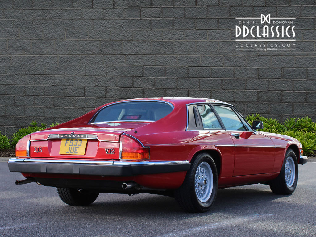 1989 Jaguar XJS V12 Coupe Just 3500 Miles! (LHD) For Sale (picture 3 of 19)