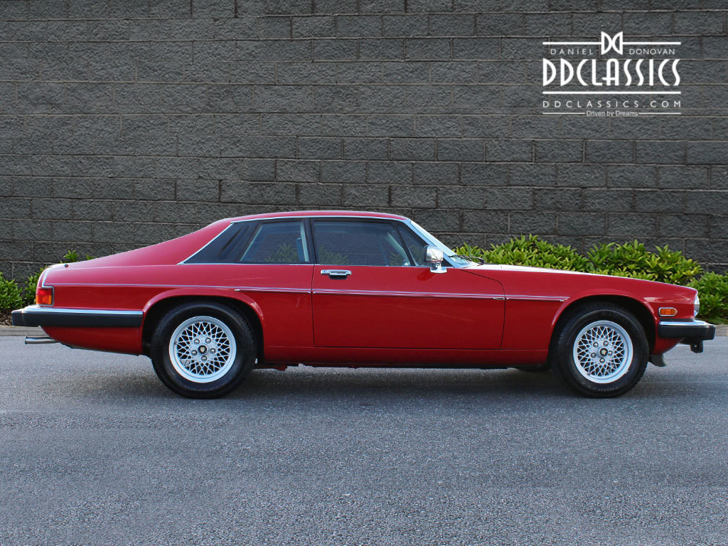 1989 Jaguar XJS V12 Coupe Just 3500 Miles! (LHD) For Sale (picture 5 of 19)