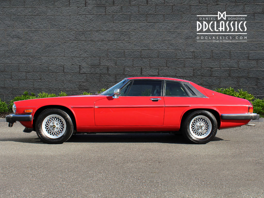 1989 Jaguar XJS V12 Coupe Just 3500 Miles! (LHD) For Sale (picture 6 of 19)