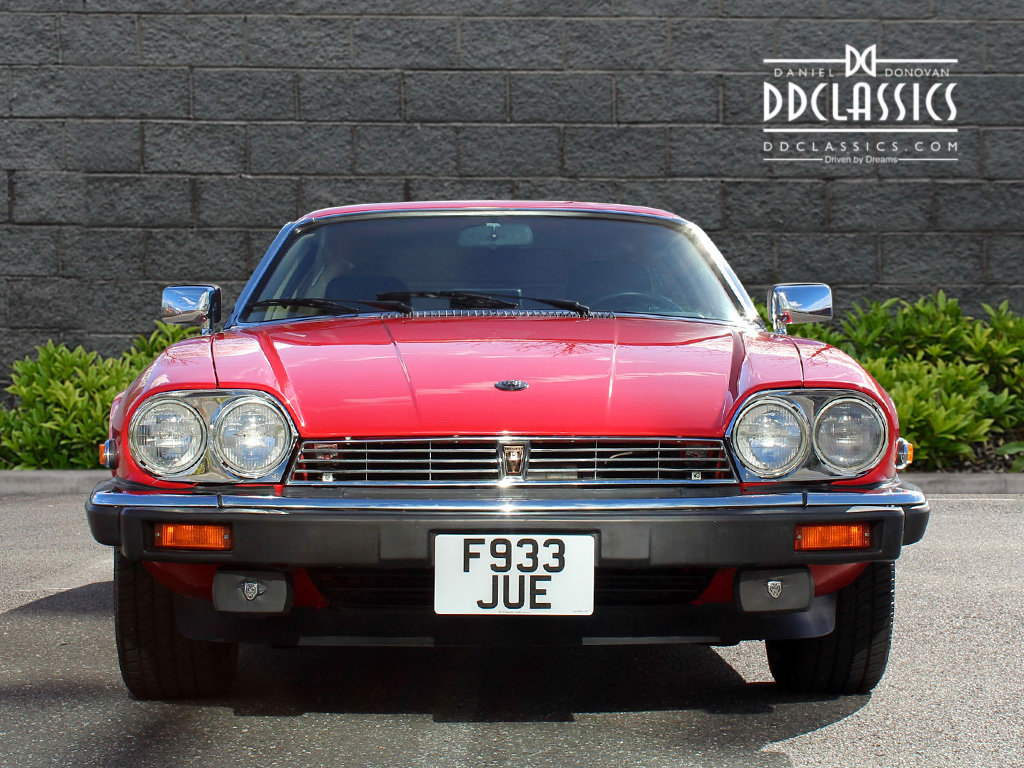 1989 Jaguar XJS V12 Coupe Just 3500 Miles! (LHD) For Sale (picture 7 of 19)