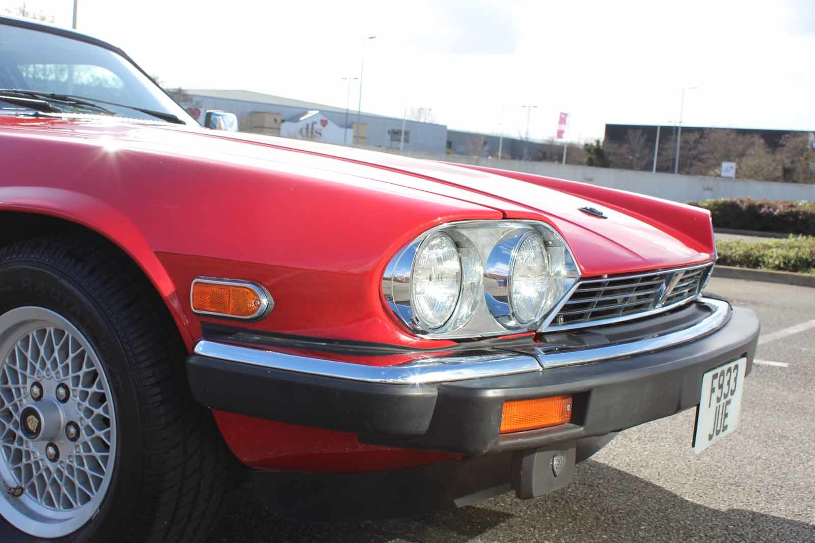 1989 Jaguar XJS V12 Coupe Just 3500 Miles! (LHD) For Sale (picture 9 of 19)