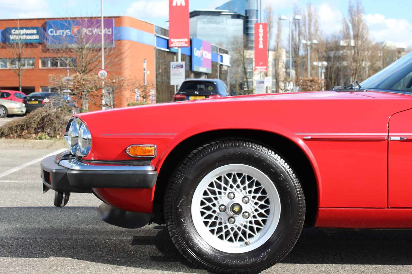 1989 Jaguar XJS V12 Coupe Just 3500 Miles! (LHD) For Sale (picture 11 of 19)