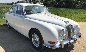 1966 JAGUAR S-TYPE AUTOMATIC For Sale by Auction