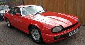 1990 JAGUAR XJS For Sale by Auction