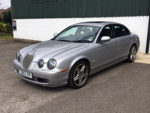 2002 Jaguar S-Type V8 R Auto For Sale by Auction