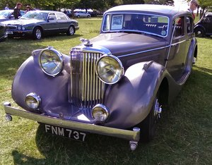 1947 Jaguar MK IV (MARK 4) 2.5 LTR For Sale