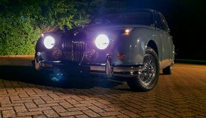 1961 Jaguar Mk2 3.8 Manual w o/d