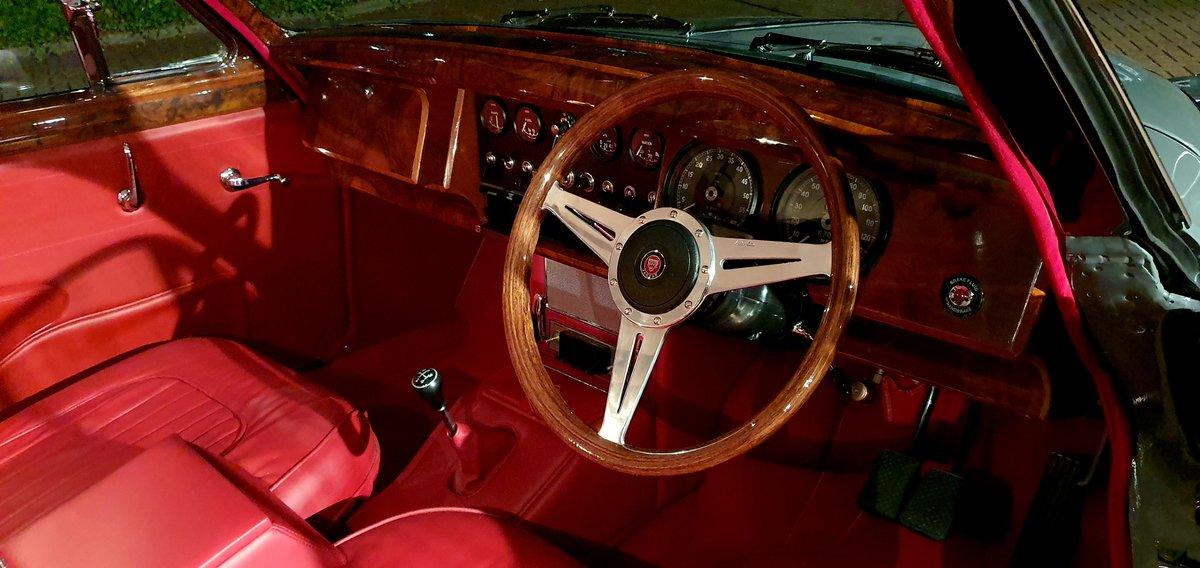 1961 Jaguar Mk2 3.8 Manual w o/d For Sale (picture 5 of 6)
