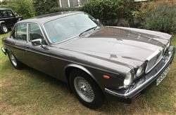 1989 XJ12 V12 HE - Barons Friday 20th September 2019 SOLD by Auction
