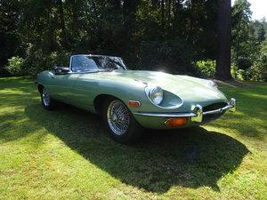 1969 Jaguar E-Type OTS  For Sale