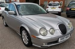 2000 S Type 3.0 SE V6 - Barons Friday 20th September 2019 For Sale by Auction