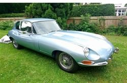 1968 E-Type Series 1.5 2+2 - Barons Friday 20th September 2019 For Sale by Auction