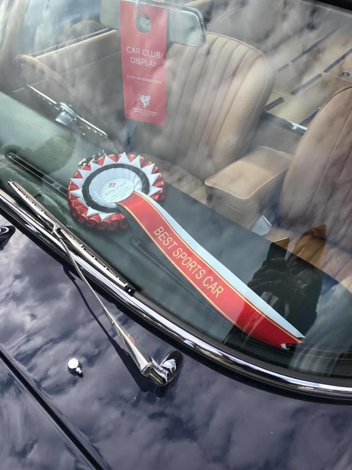 1969 Jaguar Hampton Court Concours 2019 Best Sports Car For Sale (picture 5 of 6)