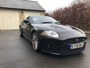 2008 Jaguar XKR limited edition 1 of 50 made for the uk For Sale