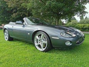 2004 Jaguar xkr 4.2 convertible, recaros, new engine