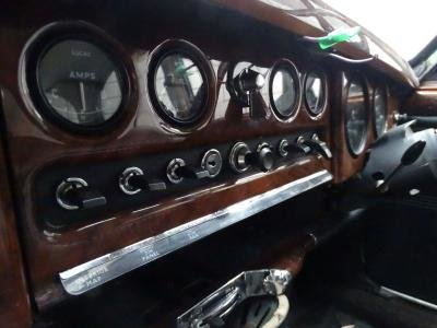 1966 Rare Jaguar s type Manual with o/d  For Sale (picture 4 of 6)