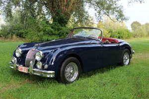 Jaguar XK 150S 3.4 Roadster - LHD - 1958 For Sale