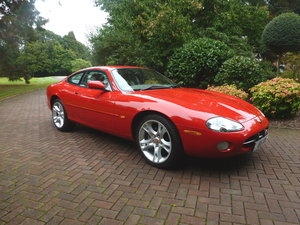 2002 Exceptional low mileage XK8! For Sale