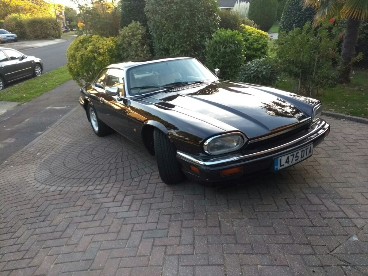 1994 Jaguar XJS 4.0 AJ6 Coupe. Moroccan Red. SOLD (picture 6 of 6)