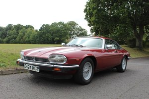 Jaguar XJS Auto 1987 - To be auctioned 25-10-19 For Sale by Auction