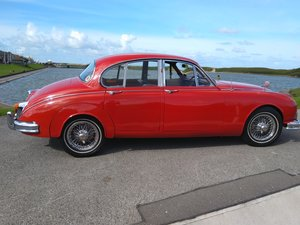 1967 Jaguar mkii 3.4 manual with overdrive