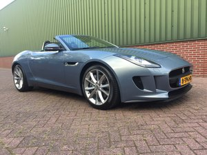 2015 Jaguar F-type 3.0 V6 Convertible € 59.900