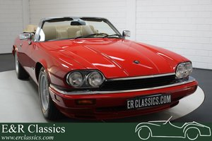 Jaguar XJS Cabriolet Celebration 1996 Only 38.745 mls For Sale