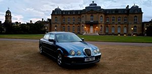 2000 Jaguar S Type 3.0 V6 4 door Saloon
