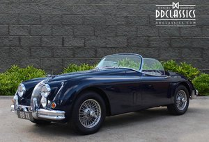 1958 Jaguar XK 150 S 3.4 Roadster for sale in London (RHD)