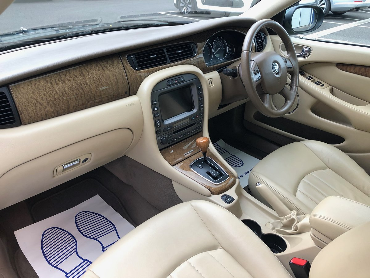 2007 57 JAGUAR X-TYPE 2.5 SE V6 PETROL AUTO 195 BHP AWD 4X4  For Sale (picture 6 of 6)
