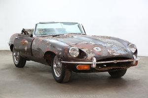 1970 Jaguar XKE Roadster For Sale