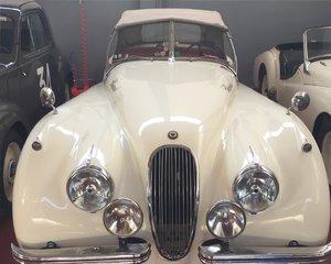 1952 Jaguar XK 120 OTS For Sale
