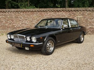 1980 Jaguar XJ6 4.2 only 10.185 km, from first owner, factory new