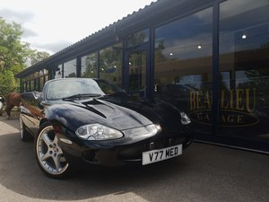 1999 Jaguar XKR convertible  For Sale