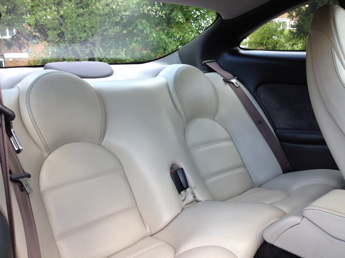 1997 Jaguar XK8 coupe 4.0L in very good condition For Sale (picture 5 of 6)