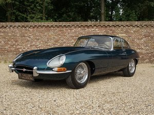 1962 Jaguar E-Type 3.8 Series 1 coupe matching numbers, Body-Off  For Sale