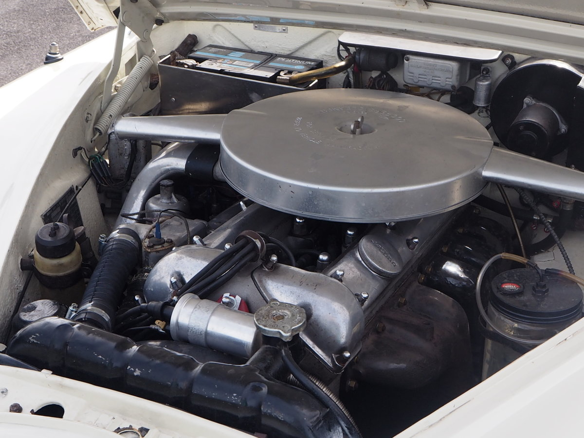 1958 Jaguar Mark 1 in pristine condition For Sale (picture 4 of 6)